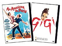 American in Paris/Gigi