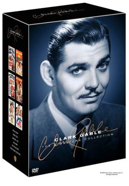 Clark Gable - The Signature Collection