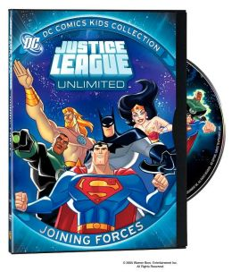 Justice League Unlimited: Joining Forces