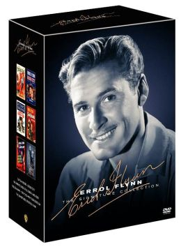 Errol Flynn - The Signature Collection