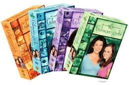 Gilmore Girls: Complete Seasons 1-4