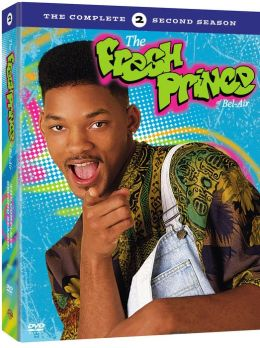 Fresh Prince of Bel Air: Complete Second Season
