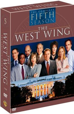 The West Wing - The Complete Fifth Season