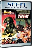 Video/DVD. Title: Them!/Beast from 20,000 Fathoms