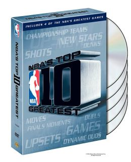 Nba Top 10 Greatest Collection