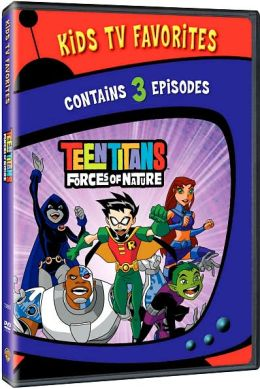 Teen Titans: Forces of Nature