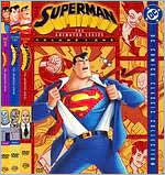 Superman: the Animated Series, Volumes 1-3