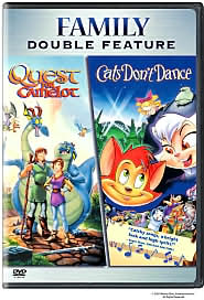 Quest for Camelot/Cats Don't Dance