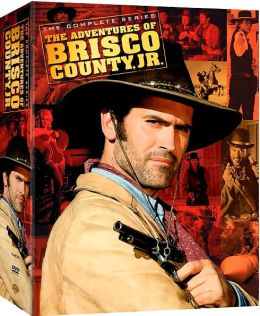 The Adventures of Brisco County Jr. - The Complete Series