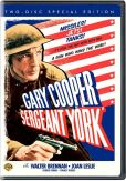 Video/DVD. Title: Sergeant York