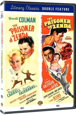 The Prisoner of Zenda (1937 & 1952 versions)