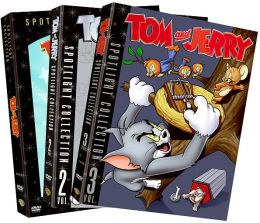Tom and Jerry: Spotlight Collection Vols. 1-3