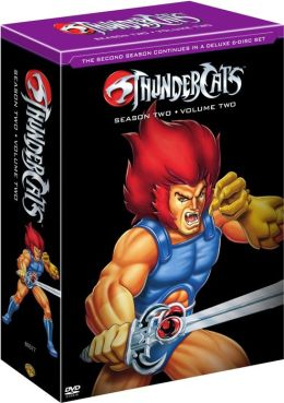 Thundercats Season on Barnes   Noble   Thundercats  Season Two Vol 2 By Warner Home Video