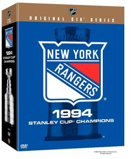 NHL Original Six Series - The New York Rangers 1994 Stanley Cup Champions movie