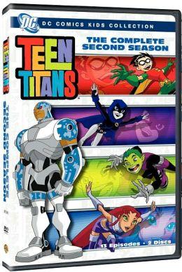 Teen Titans - Season 2