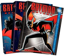 Batman Beyond: Seasons 1-3