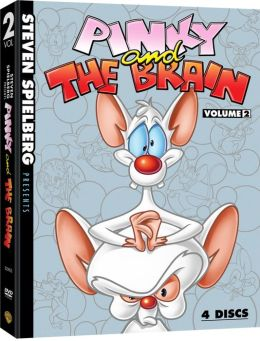Pinky and the Brain - Vol. 2