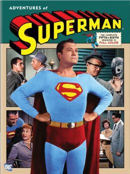 The Adventures of Superman - Seasons 5 & 6
