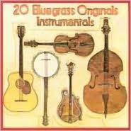 20 Bluegrass Originals: Instrumentals