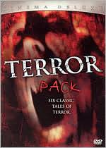 Cinema Deluxe Terror Pack
