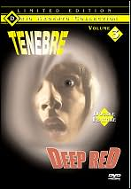 Dario Argento Gift Set 3: Deep Red / Tenebre
