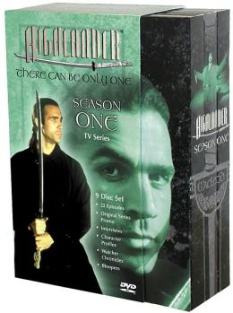 Highlander: Season 1 - Series