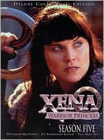 Xena Warrior Princess - Season 5
