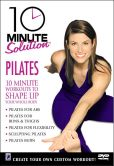 Video/DVD. Title: 10 Minute Solution - Pilates
