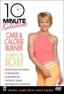 10 Minute Solution - Carb Burner