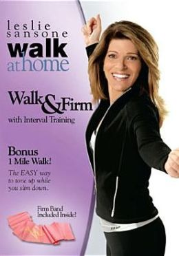 Leslie Sansone: Walk at Home - Walk & Firm With Interval Training