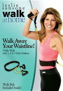 Leslie Sansone: Walk at Home - Walk Away Your Waistline!