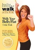 Video/DVD. Title: Leslie Sansone: Walk at Home - Walk Your Belly Flat 3 Mile Walk