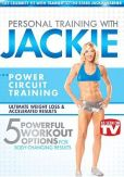 Video/DVD. Title: Personal Training With Jackie: Power Circuit Training