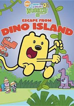Wow Wow Wubbzy: Escape From Dino Island