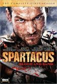Video/DVD. Title: Spartacus: Blood and Sand - The Complete First Season