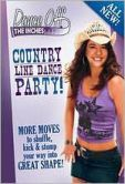 Video/DVD. Title: Dance Off the Inches: Country Line Dance Party