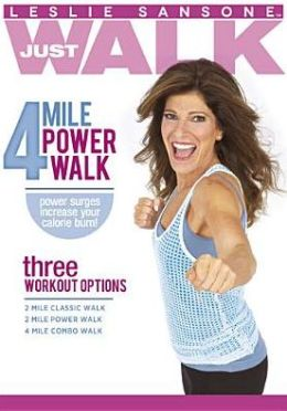 Leslie Sansone: Just Walk - 4 Mile Power Walk