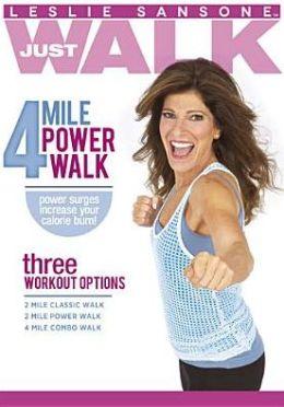 Leslie Sansone: Just Walk - 4 Mile Power Walk