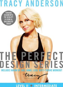 Tracy Anderson: The Perfect Design Series - Level II Intermediate