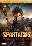 Video/DVD. Title: Spartacus: War Of The Damned