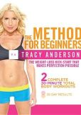 Video/DVD. Title: Tracy Anderson: The Method for Beginners