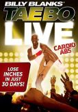 Video/DVD. Title: Billy Blanks' Tae Bo: Live Cardio Abs