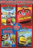Video/DVD. Title: Chuggington: 4-Pack