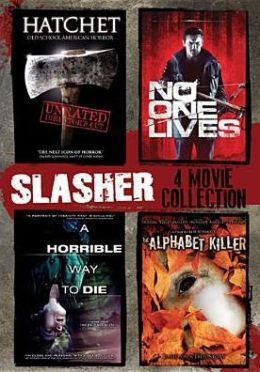 Slasher 4-Pack (4pc) / (Box)