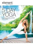 Video/DVD. Title: Element: 5 Day Yoga