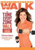 Video/DVD. Title: Leslie Sansone: Tone Every Zone Walk