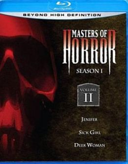 Masters of Horror: Season I, Volume Ii