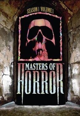 Masters of Horror: Season 1, Vol. 1