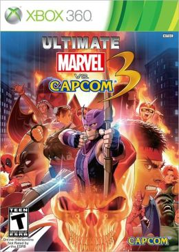 Ultimate Marvel vs. Capcom 3 X360