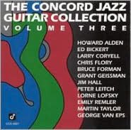 The Concord Jazz Guitar Collection, Vol. 3